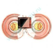 Кулер для видеокарты Thermaltake DuOrb CL-G0102 с тепловыми трубками (медный) - Копейск