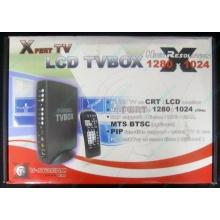 Внешний TV tuner KWorld V-Stream Xpert TV LCD TV BOX VS-TV1531R (Копейск)