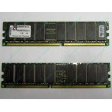 Серверная память 512Mb DDR ECC Registered Kingston KVR266X72RC25L/512 pc2100 266MHz 2.5V (Копейск).