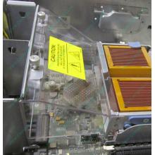 Прозрачная пластиковая крышка HP 337267-001 для подачи воздуха к CPU в ML370 G4 (Копейск)