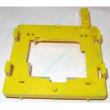 Жёлтый держатель-фиксатор HP 279681-001 для крепления CPU socket 604 к радиатору (Копейск)