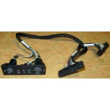 HP 224998-001 в Копейске, кнопка включения питания HP 224998-001 с кабелем для сервера HP ML370 G4 (Копейск)