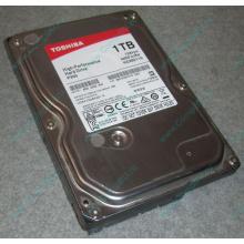 Дефектный жесткий диск 1Tb Toshiba HDWD110 P300 Rev ARA AA32/8J0 HDWD110UZSVA (Копейск)