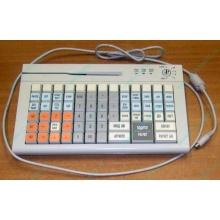 POS-клавиатура HENG YU S78A PS/2 белая (Копейск)