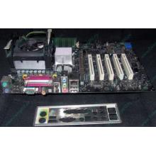 Материнская плата Intel D845PEBT2 (FireWire) с процессором Intel Pentium-4 2.4GHz s.478 и памятью 512Mb DDR1 Б/У (Копейск)