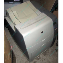Б/У цветной лазерный принтер HP 4700N Q7492A A4 купить (Копейск)