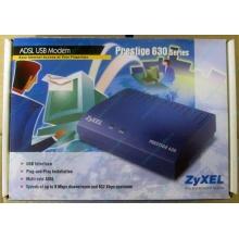 Внешний ADSL модем ZyXEL Prestige 630 EE (USB) - Копейск