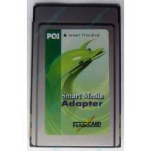 Smart Media PCMCIA адаптер PQI (Копейск)